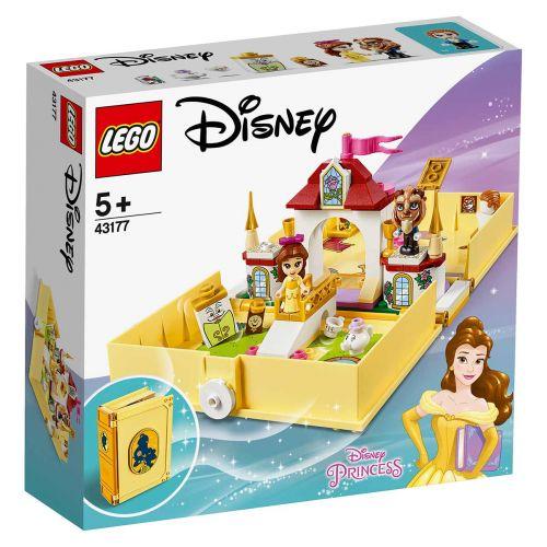 LEGO® Disney Princess™43177Bellen satukirjaseikkailut