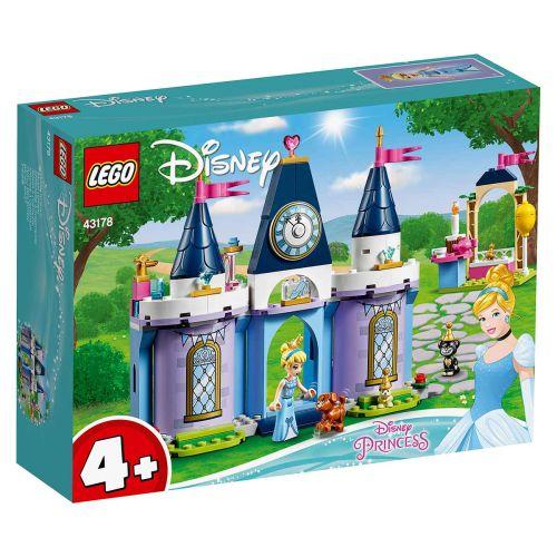 LEGO® Disney Princess™43178Tuhkimon linnanjuhlat