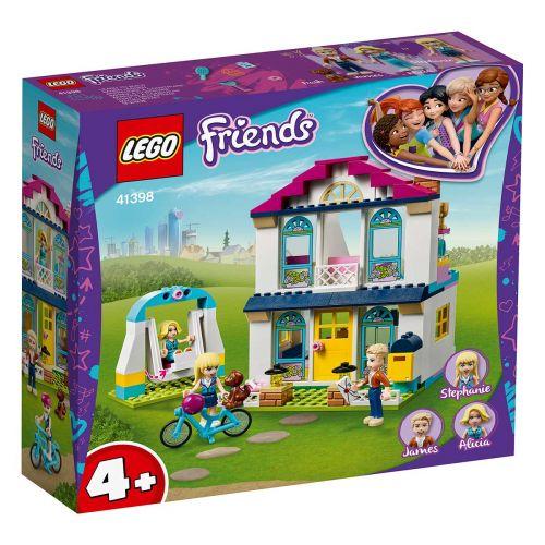 LEGO FRIENDS 41398 4+ STEPHANIEN TALO