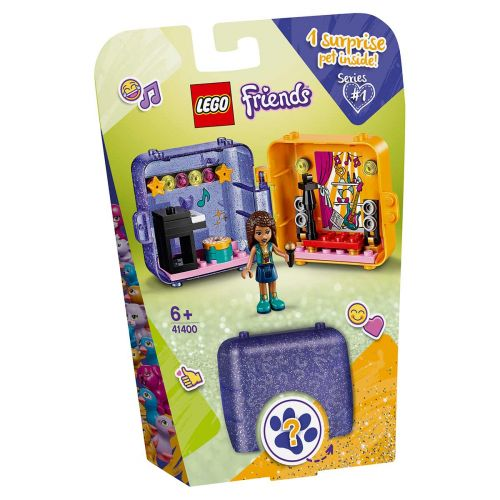 LEGO® Friends41400Andrean leikkikuutio
