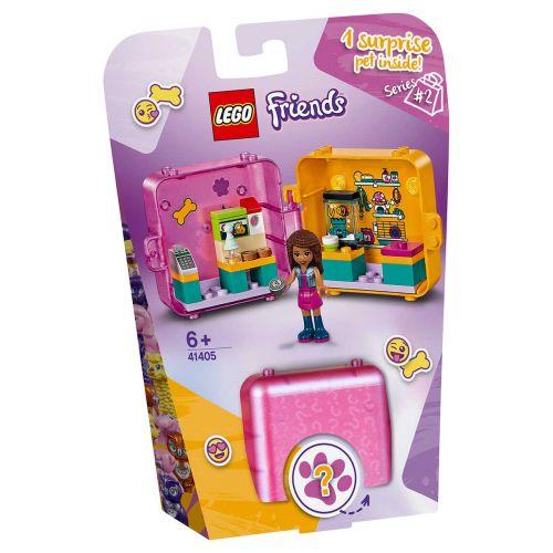 LEGO® Friends41405Andrean kauppaleikkikuutio