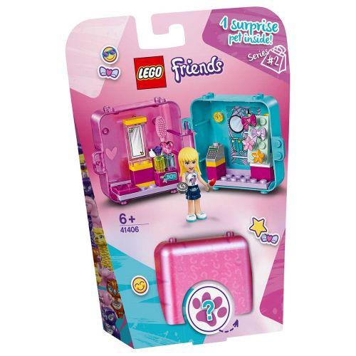 LEGO® Friends41406Stephanien kauppaleikkikuutio
