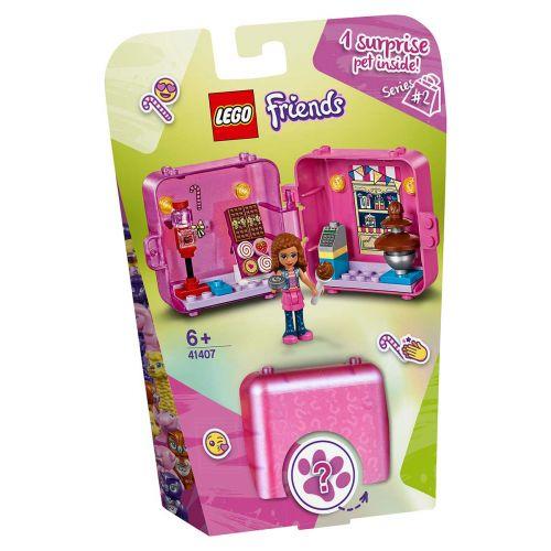LEGO® Friends41407Olivian kauppaleikkikuutio