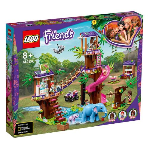 LEGO FRIENDS 41423 PELASTUSOPERAATION VIIDAKKOTUKIKOHT