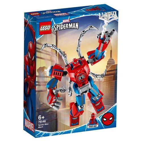 LEGO® Marvel Super Heroes76146Spider-Man-robotti
