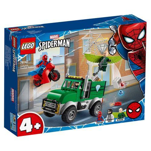 LEGO® Marvel Super Heroes76147Korppikotkan autoryöstö