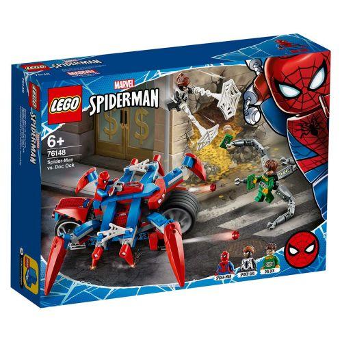 LEGO® Marvel Super Heroes76148Spider-Man vastaan Doc Ock