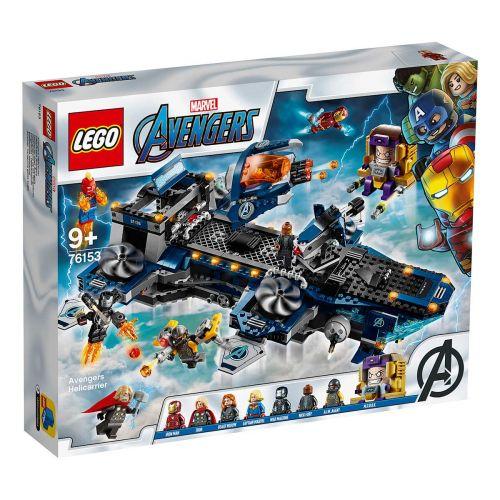 SUPER HEROES 76153 HELIALUS