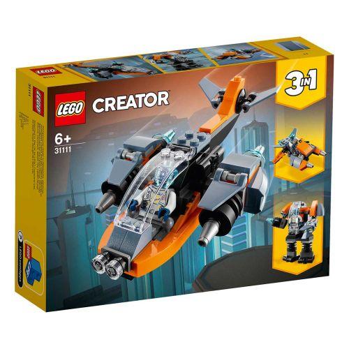 LEGO CREATOR 31111 KYBERLENNOKKI