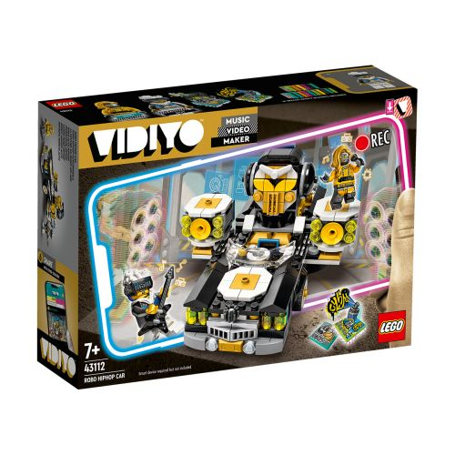 VIDIYO 43112 ROBO HIPHOP CAR