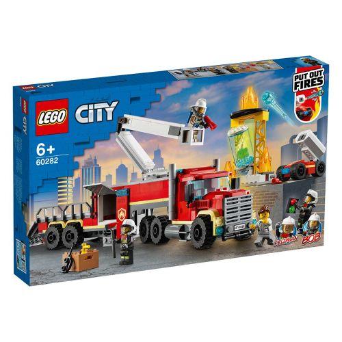 CITY FIRE 60282 PALOKUNNAN SAMMUTUSYKSIKKÖ
