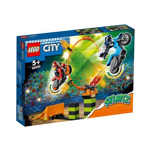 CITY STUNT 60299 STUNTTIKILPAILU