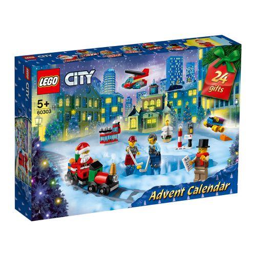 CITY OCCASIONS 60303 LEGO CITY JOULUKALENTERI