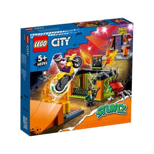 CITY STUNT 60293 STUNTTIPUISTO