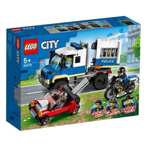 CITY POLICE 60276 POLIISIN VANKIKULJETUS