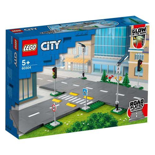 CITY TOWN 60304 TIERAKENNUSLEVYT