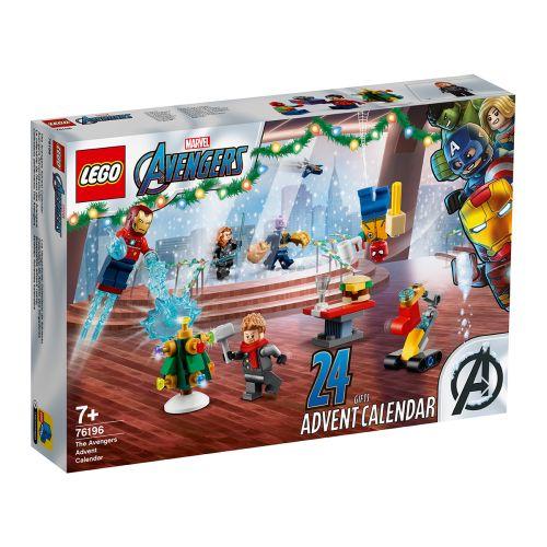 SUPER HEROES 76196 AVENGERS- JOULUKALENTERI