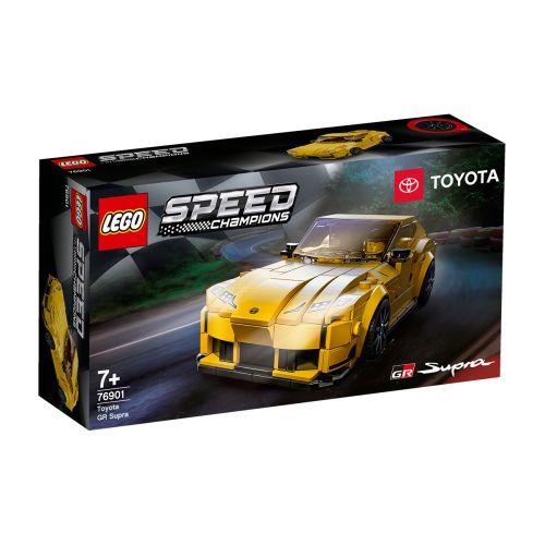 SPEED CHAMPIONS 76901 TOYOTA GR SUPRA
