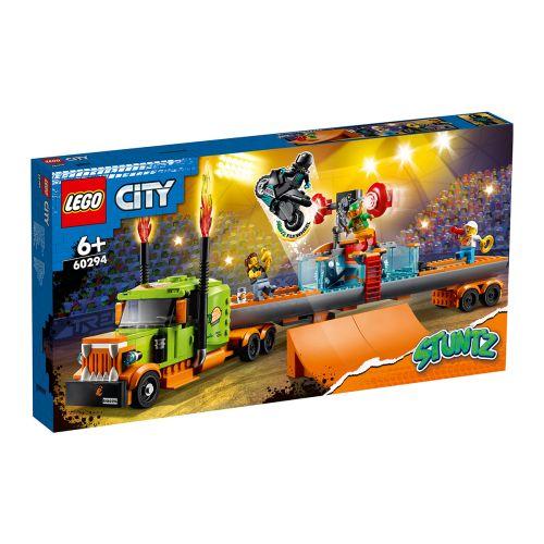 CITY STUNT 60294 STUNTTISHOW N REKKA-AUTO