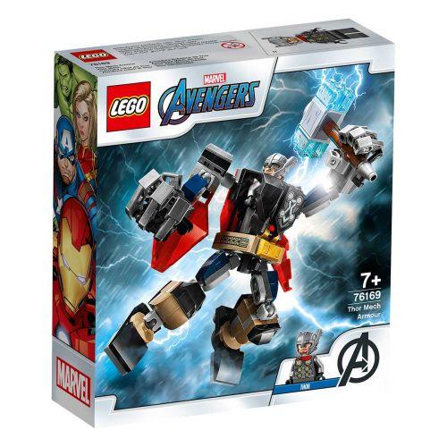 SUPER HEROES 76169 THOR-ROBOTTIHAAR