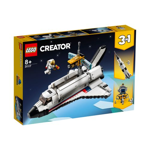 LEGO CREATOR 31117 AVARUUSSUKKULASEIKKAILU