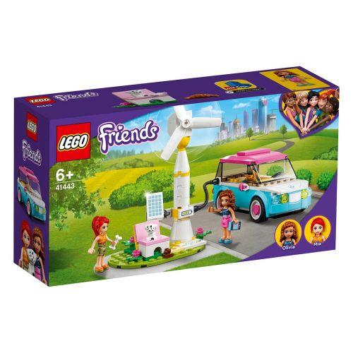 LEGO FRIENDS 41443 OLIVIAN SÄHKÖAUTO