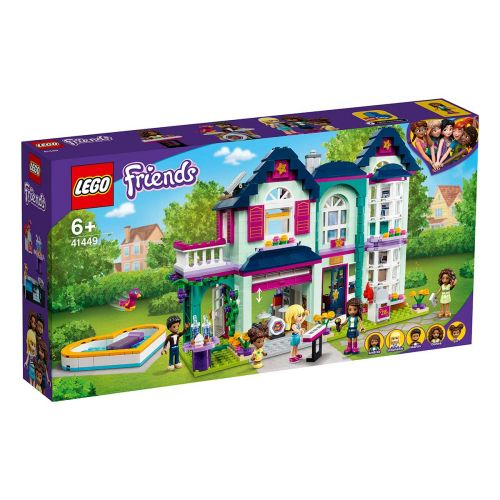 LEGO FRIENDS 41449 ANDREAN OMAKOTITALO