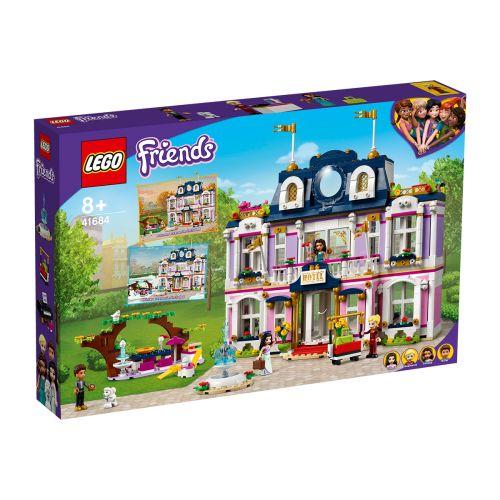 LEGO FRIENDS 41684 HEARTLAKE CITYN GRAND HOTEL