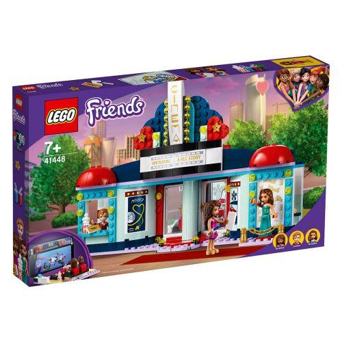 LEGO FRIENDS 41448 HEARTLAKE CITYN ELOKUVATEATTERI
