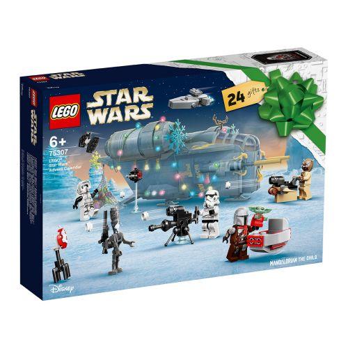 STAR WARS TM 75307 LEGO STAR WARS JOULUKALENTERI 2021