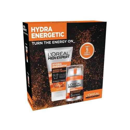 LOREAL MEN EXPERT HYDRA ENERGETIC FACE CARE BOX 150 ML