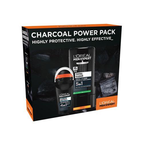 LOREAL MEN EXPERT TOTAL CLEAN BODY BOX 350 ML