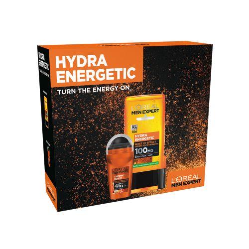 LOREAL MEN EXPERT HYDRA ENERGETIC BODY BOX 350 ML