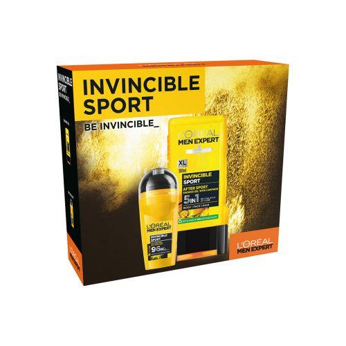 LOREAL MEN EXPERT INVINCIBLE SPORT BODY BOX 350 ML