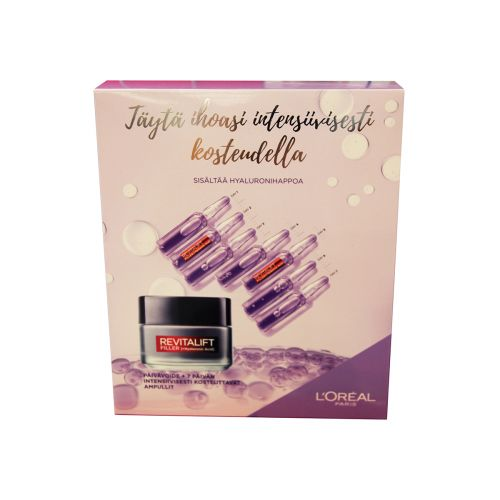 LOREAL REVITALIFT FILLER AMPULOUES BOX 51,3 ML