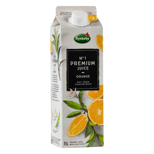 RYNKEBY PREMIUM ORANGE 1L