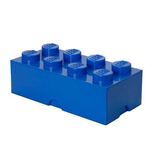 LEGO SÄILYTYSLAATIKKO 8 SININEN 50X25X18CM