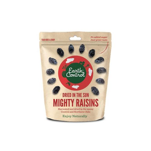 Earth Control Mighty raisins jumborusinat 275g