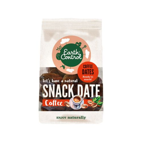 EARTH CONTROL SNACKTAATELIT KAHVI 200 G