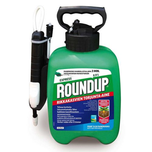 ROUNDUP EXPRESS 2,5L PUMP N'GO