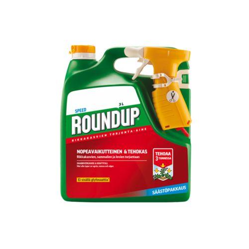 ROUNDUP SPEED 3L 3 L