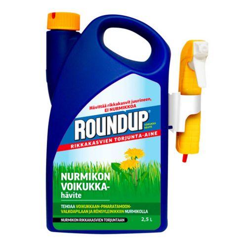Roundup nurmikon voikukkahävite 2,5 L
