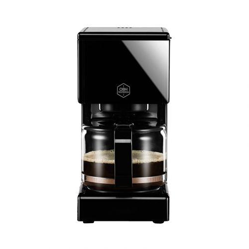 OBH 2373 kahvinkeitin Coffee Box 0,75L , musta, Auto-off