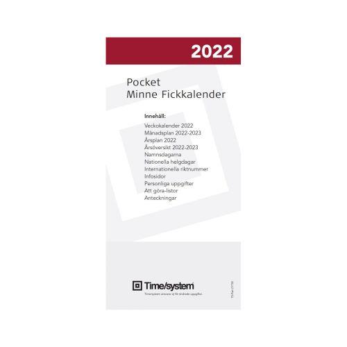 POCKET MINNE ÅRSPAKET 21730