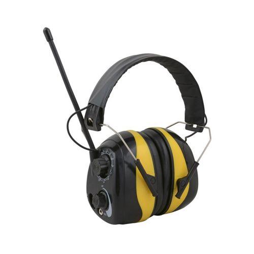 SAFER Radiokuulosuojain AUX liitännällä