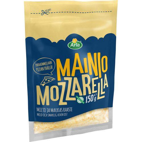 ARLA MAINIO MOZZARELLA RAASTE 150 G