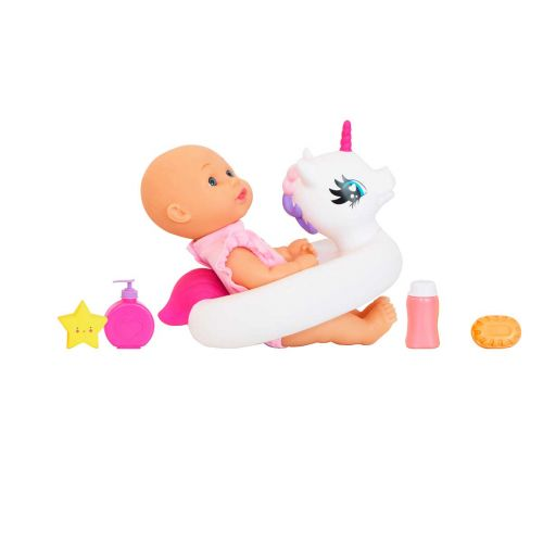 Happy Friends Sara nukke 30cm kylpysetti