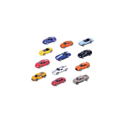 Junior Driver Licensed Die Cast Car 1:64 12-pack