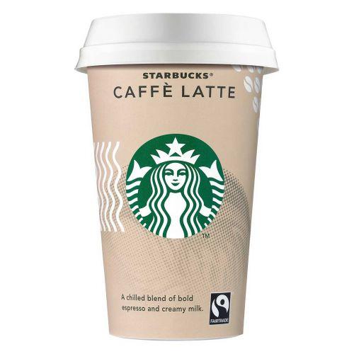 STARBUCKS CAFFE LATTE 220 ML