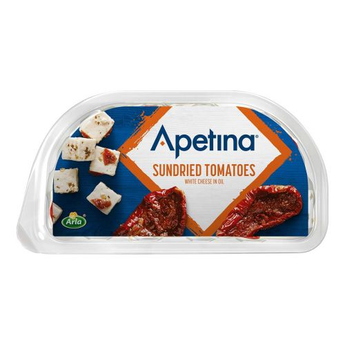 ARLA APETINA SNACK AURINKOKUIVATUT TOMAATIT 100G 100 G
